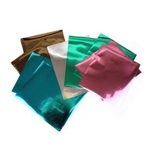 ICE Resin® Foil Sheets - Mardigras (10 Sheets)
