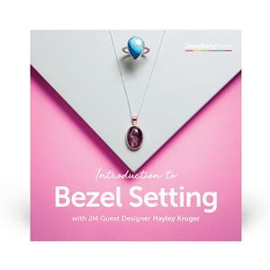 Introduction to Bezel Setting with Hayley Kruger ( DVD PAL)