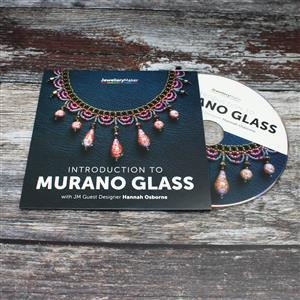 Introduction to Murano Glass with Hannah Osborne DVD (PAL)