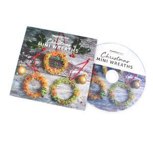 Christmas Mini Wreaths DVD (PAL)