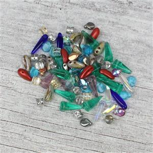 Preciosa Ornela Trade Mark Bead Mix - Transparent (20g)