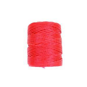 32m Poinsettia Nylon Cord Approx 0.9mm