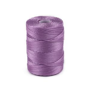260m Orchid Nylon Cord 0.3mm