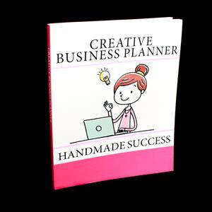Creative Business Planner By Angela Edwards