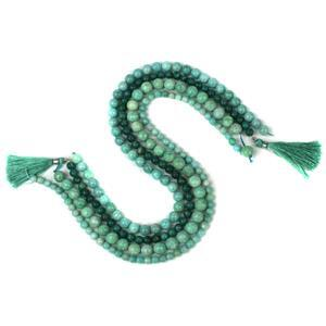 120cts Amazonite Smooth Round Approx 6 to 7mm, 37cm Strand
