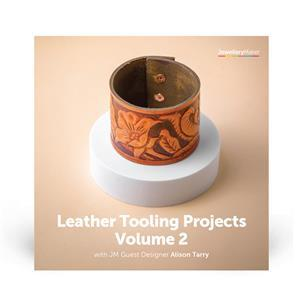 Leather Tooling Projects Volume 2 with Alison Tarry