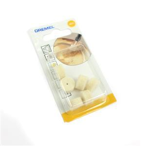 Dremel 13.0 mm Felt Polishing Wheel Multipack