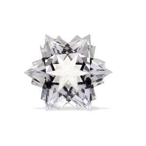 3cts  Petalite 10x10mm Snowflake  (N)
