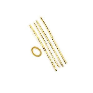 Gold Plated Base Metal Gallery Wire Set