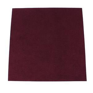 Bordeaux Ultrasuede Foundation Sheet 8.5