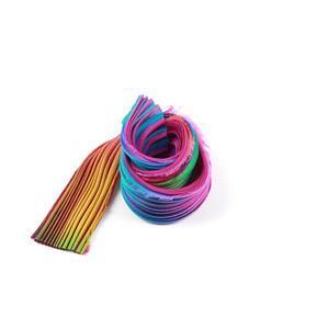 Purple Passion Shibori Ribbon 1/2 Yard