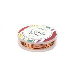 3m Bare Copper Wire, 1.25mm