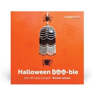 Monika Soltesz Halloween Baubles DVD (PAL)