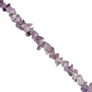 235cts Rose De France Amethyst Bead Nuggets Approx 5x3 to 10x4.5mm, 80cm Strand