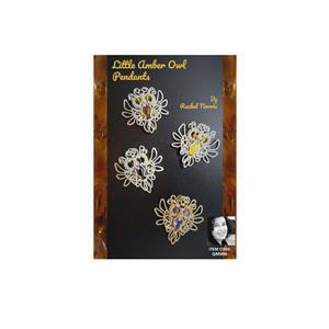 Little Amber Owls Booklet by Rachel Norris