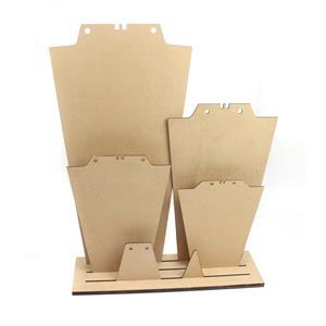 Display Essentials Inc Tall, Large, Medium, Small, Bracelet & Ring Stands With 2 Part Base
