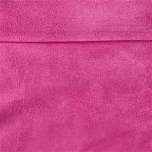 Hot Pink Goat Suede 6x6