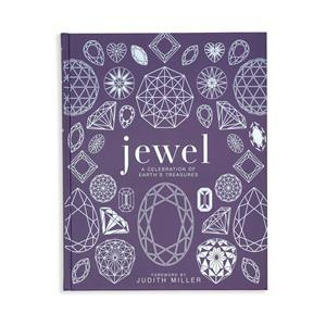 Jewel Book - A Celebration Of Earths Treasures by Judith Miller