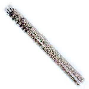 Miyuki Matte Metallic Khaki Iris Seed Beads 11/0 (24GM/TB)