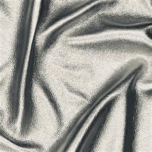 Vegas Foil Silver Premium Cow Hide, 6x6