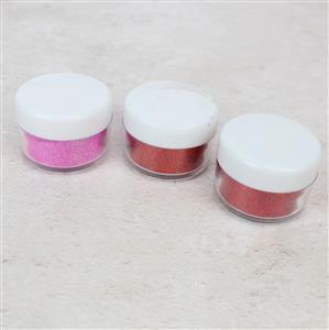 Fabulous Sparkle; 3 x Glitter Pots 15g