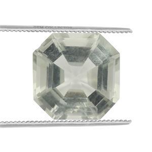 1.25cts Prasiolite 7mm Octagon (IH)