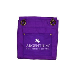 Argentium Jewellery Apron Purple