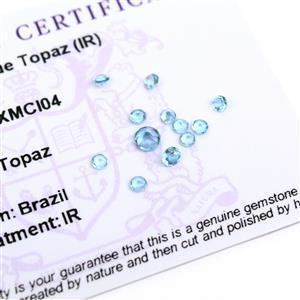 1.35cts Marambaia Swiss Blue Topaz