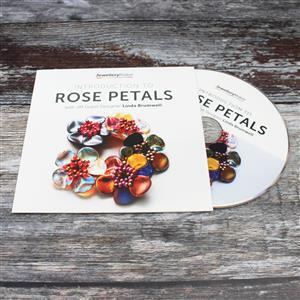 Introduction to Rose Petal Beads with Linda Brumwell DVD (PAL)