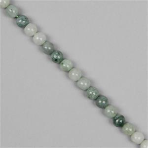 190cts Multi Colour Burmese Jadeite Plain Rounds Approx 8mm 38cm Strand