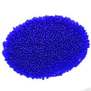 Miyuki Transparent Cobalt Seed Beads 11/0 (24GM/TB)