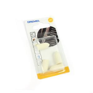 Dremel 10 mm Felt Polishing Point Multipack