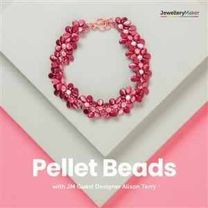 Pellet beads with Alison Tarry DVD (PAL)