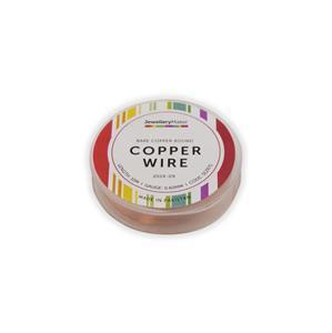 10m Bare Copper Wire, 0.6mm