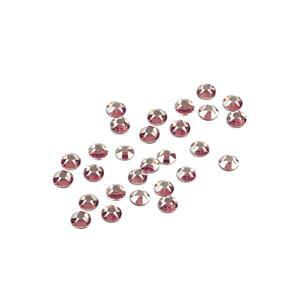 Swarovski XIRIUS Flat Back 2078 (Hot Fix) 4mm SS16 Blush Rose AHF 48 pk