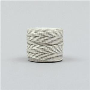Beadsmith 32m Cream S-Lon Cord Approx 0.9mm