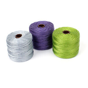 134M   Nylon Cord Approx 0.9mm and 0.4mm