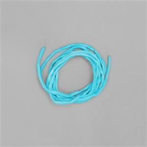 1m Turquoise Cord Approx 2mm