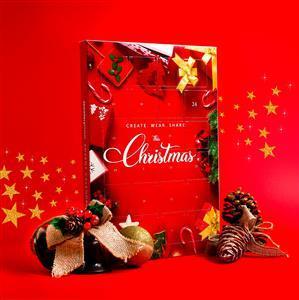 Jewellery Maker Advent Calendar with DVD
