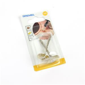 Dremel 19.0 mm Wheel Shape Brass Brush Multipack