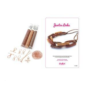 Copper Juntos Kit with Booklet by Chloe Menage