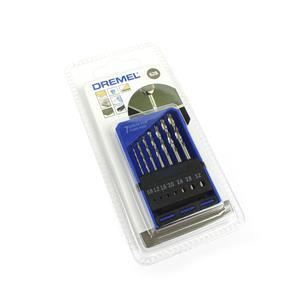 Dremel Precision Drill Bit Set (7 pcs)