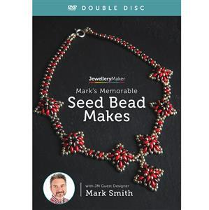 Mark's Memorable Seed Bead Makes! Double Disc DVD