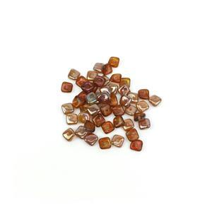 Preciosa Ornela Crystal Venus Slab Beads, 8mm (50pcs)