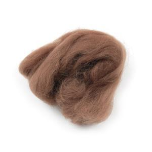 Taupe Wool Tops, 5g