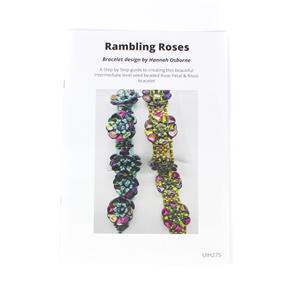Rambling Roses Booklet by Hannah Osborne