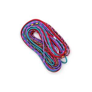 Colour Mix 1 Assorted Paracord, 4mm x 2.6m (6pcs)