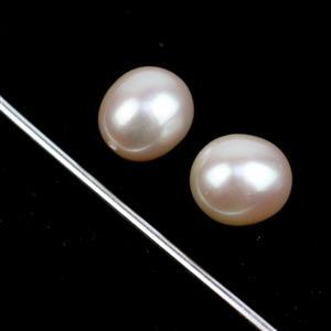 Crescent Moon Pearl Earring Kit with Wire, Pegs & Pearl Sets