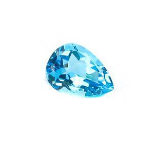 Swiss Blue Topaz (IR) Min 10cts