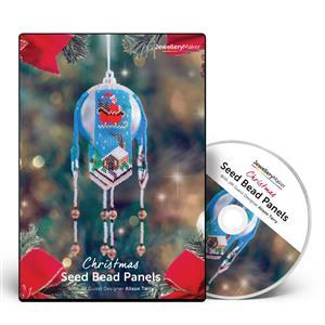 Christmas Seed Bead Panels with Alison Tarry DVD (PAL)
